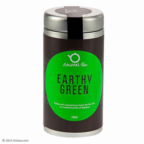 Earthy Green Tea