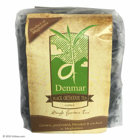 Denmar Black Orthodoc Tea - 100 g