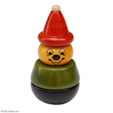 Aaba (Green) - Wooden Stacking Toy by Maya Organic