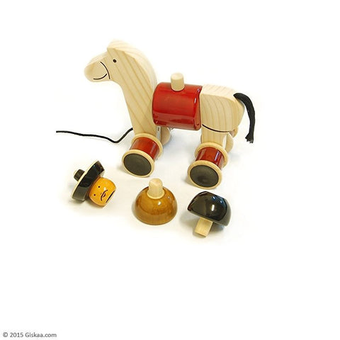Hee Haw - Handcrafted Wooden Toy