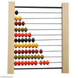 1,2,3.. Abacus  - Handcrafted Wooden Toy