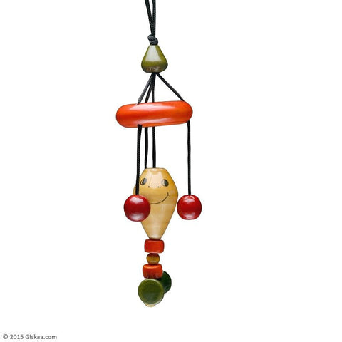 Dangler Kite - Handcrafted Wooden Toy