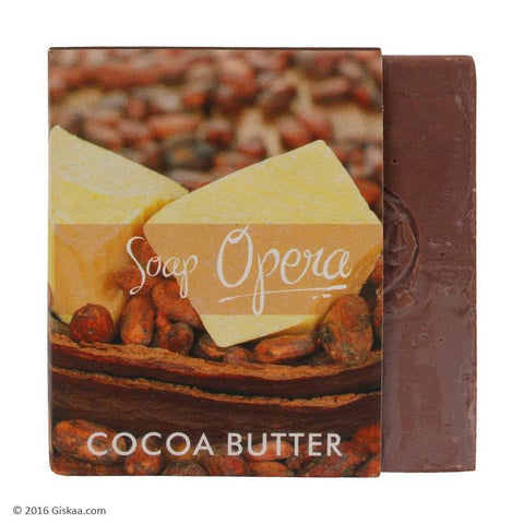 Soap Opera Butter Soap - Cocoa Butter - 100 g