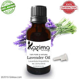 Kazima Lavender Essential Oil- 100% Pure Natural And Undiluted Oil- 30ml