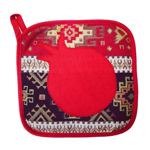 "Potholder ""Pomegranate"""