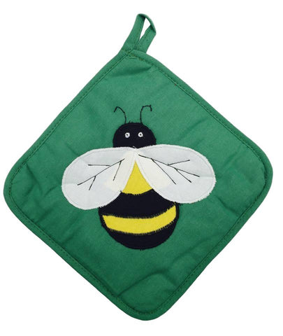 "Potholder ""Bee"""