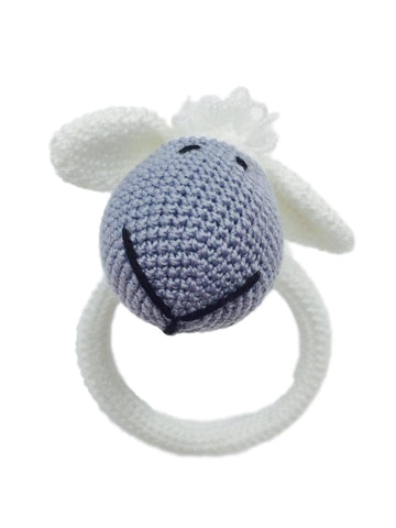 "Ring Rattle ""Sheep"""