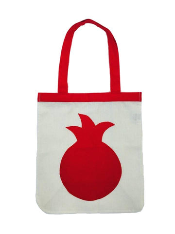 "Tote Bag ""Pomegranate"""