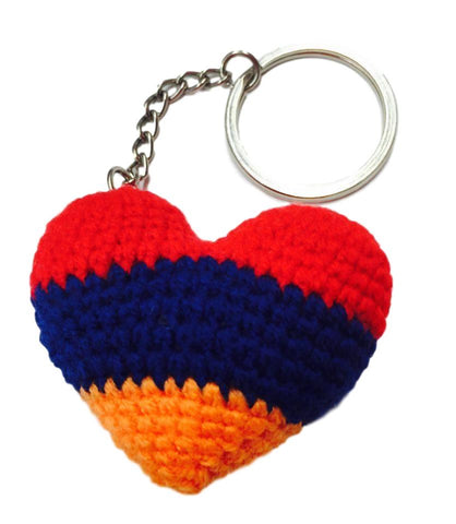 "RBA!! Key Tag ""Heart"""