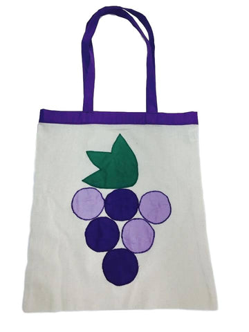 "Tote Bag ""Grape"""