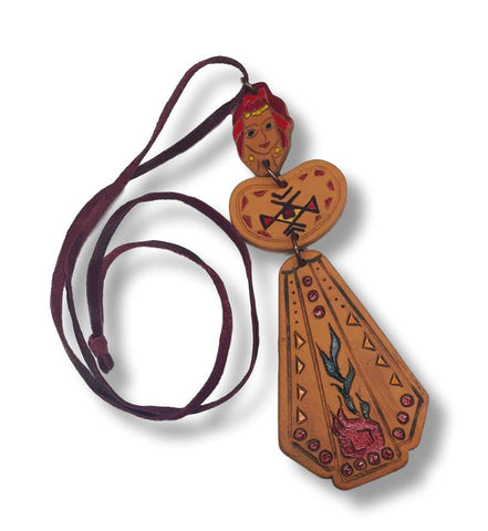 "Necklace ""Armenian Woman"""