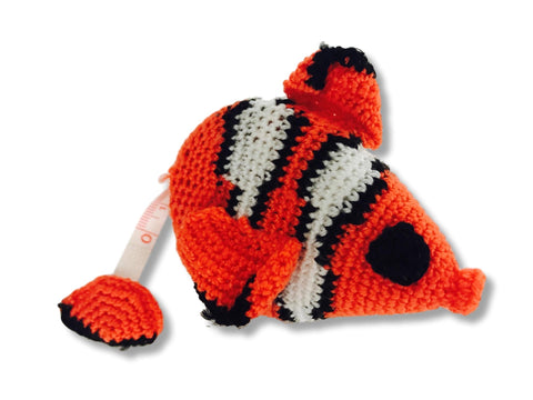"Measuring Tape ""Clownfish"""