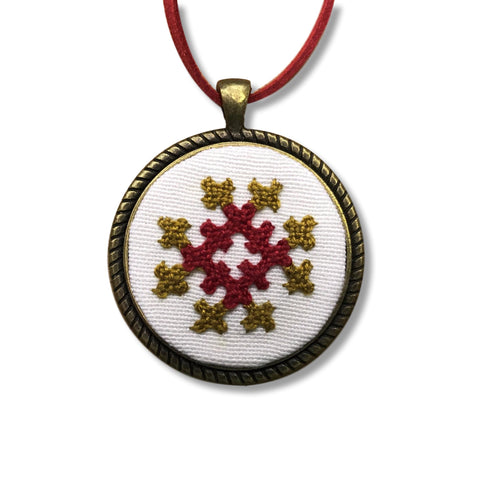 "Necklace ""Marash Cross"""
