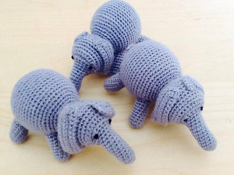 "Standing Toy ""Elephant"""