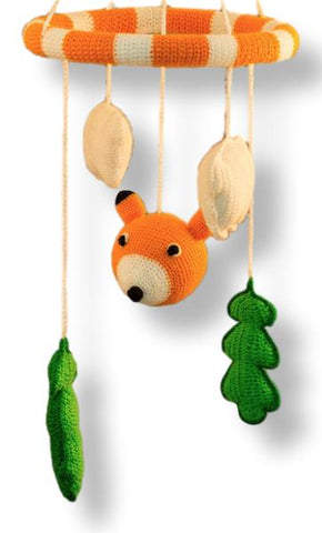 "Baby Mobile ""Fox"""