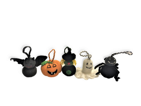 Halloween Ornament Set - Small