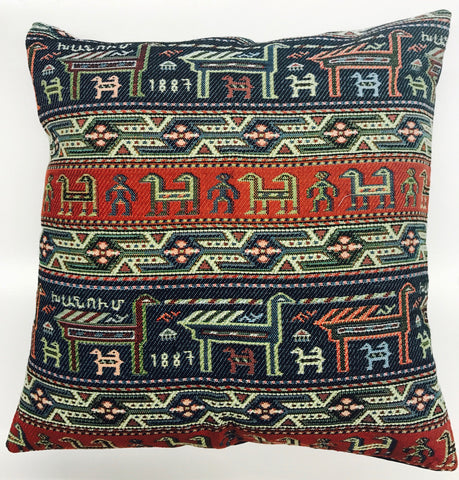 "Cushion Cover ""Khanum"" (Woman)"