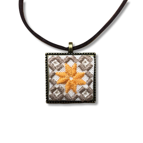 "Necklace ""Anteb Star"""