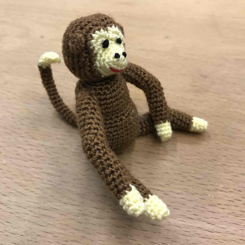 "Standing Toy ""Monkey"""