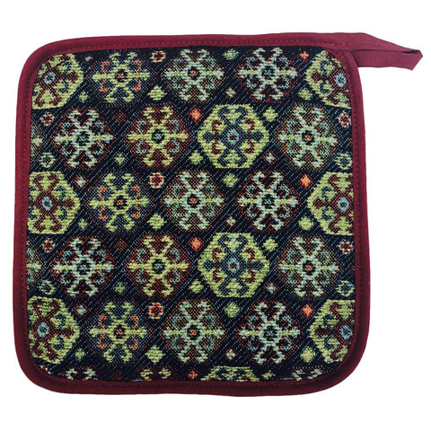"Potholder ""Eastern Star"""