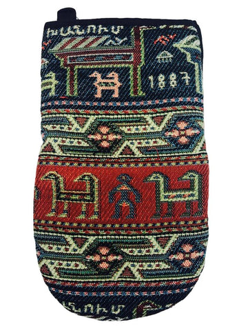 "Oven Glove ""Khanum"" (Woman)"