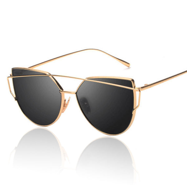 Femmi New Love Mirrored Sunglasses