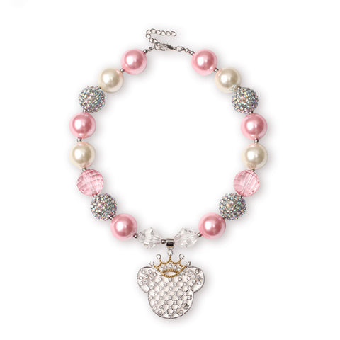 Minnie Princess Necklace