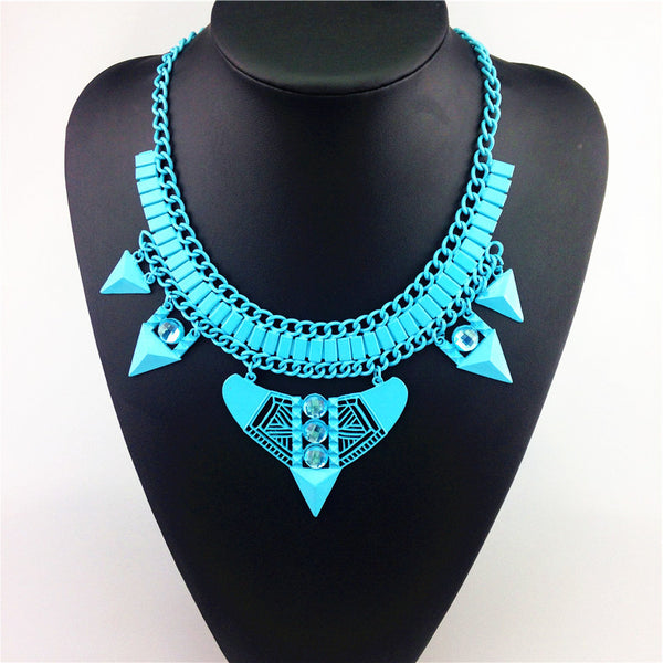 Empirical Statement Necklace