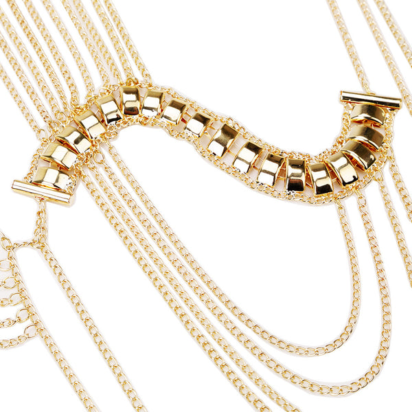 Egyptian Body Chain- Marked Down 20% Off
