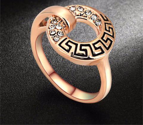 DD Aztec Ring