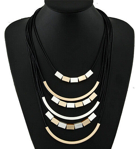 M Multi-Layer Punk Chain