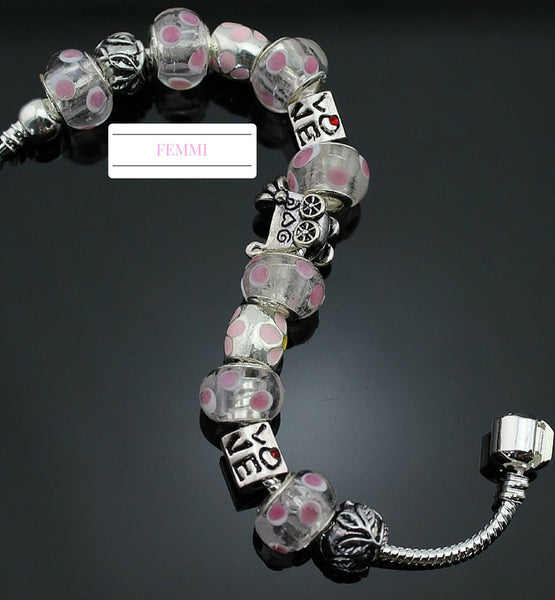 Polka Dot Bracelet - Baby Femmi Collection