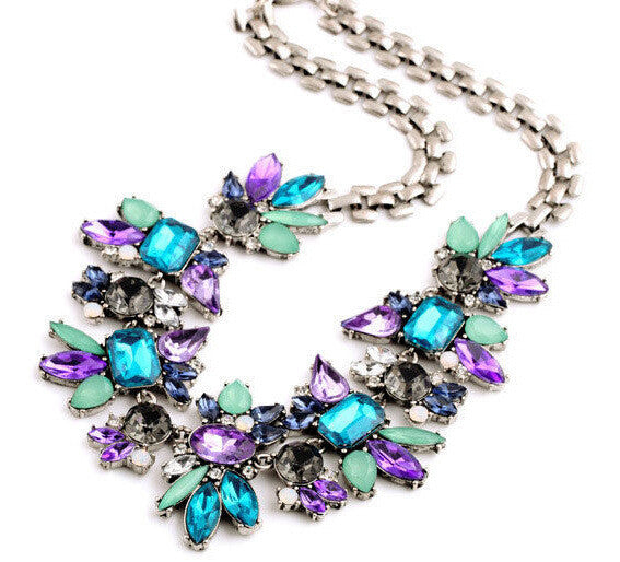 Flower Vine M Necklace- Save 50%