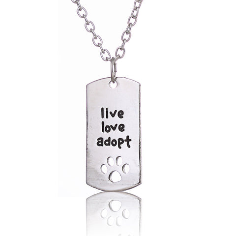 Adopt Necklace