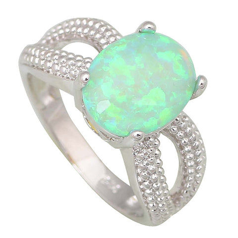 Green Opal Ring- Marked Down 30%