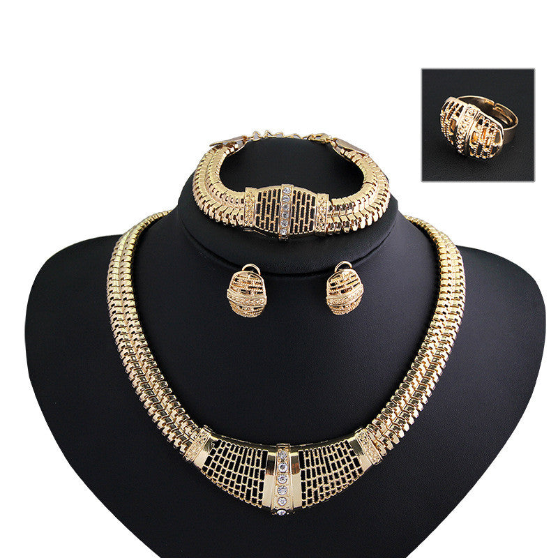 M Braided Tai Jewelry Set- Marked Down 50%