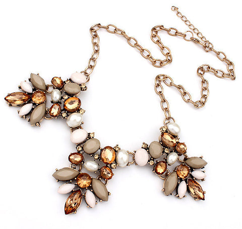 East Point Stardust Statement Necklace