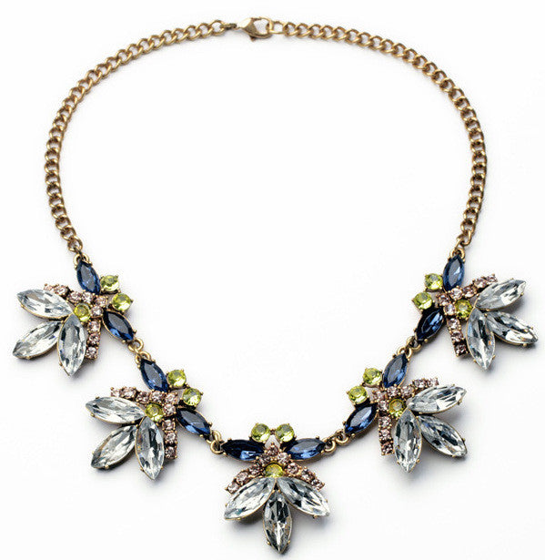 East Point M Statement Necklace