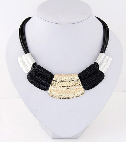 New - M Petal Necklace