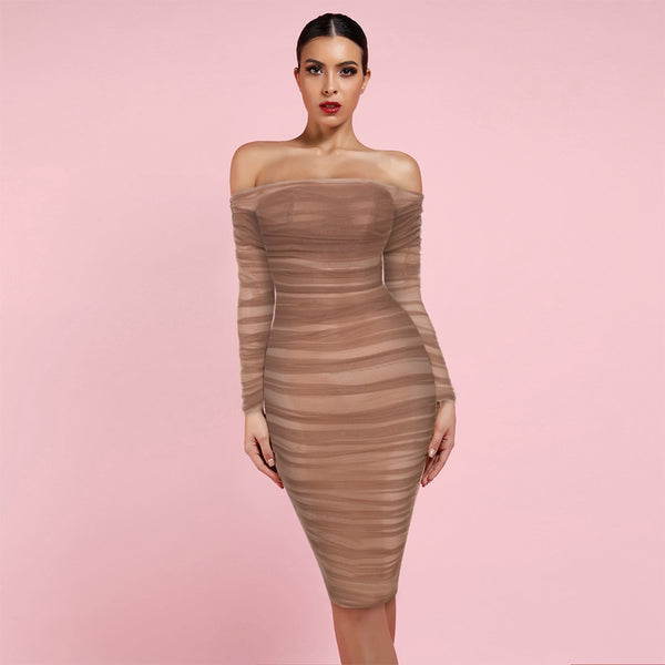 Press Press Bodycon  Dress