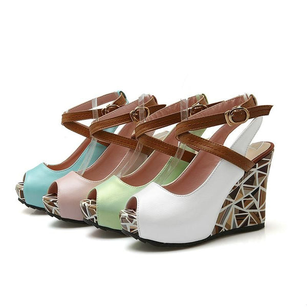 Summer Madden Wedges