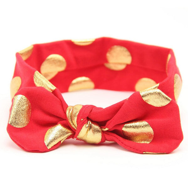 Dot Print Head Band