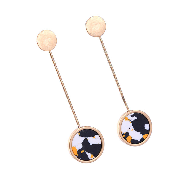 Color Pop Drop Earrings