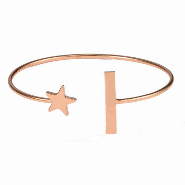 Custom Bar Bracelet (Star)