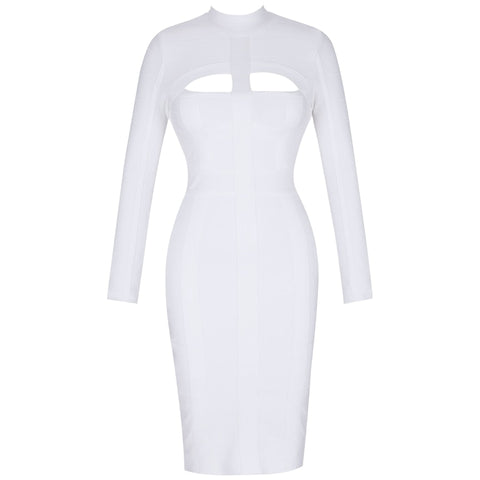 Rayon Novah Bandage Dress