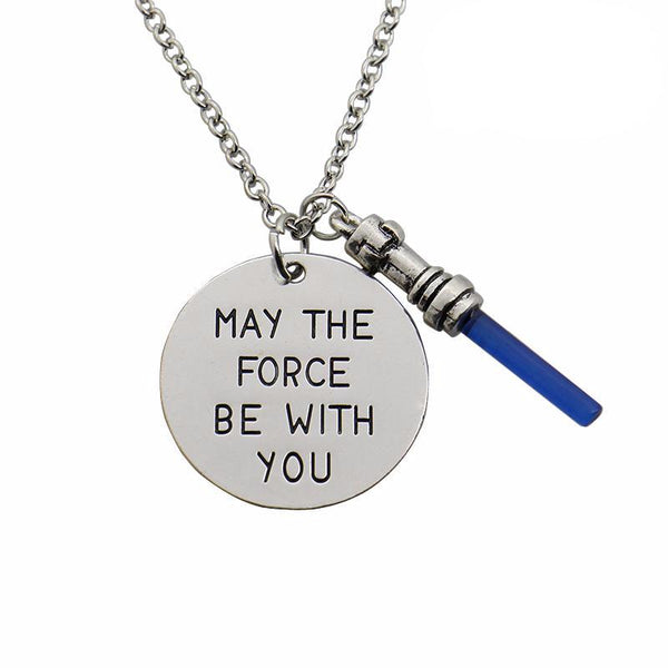 Lightsaber Necklace