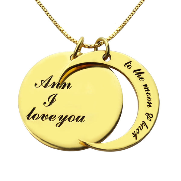 I Love You Pendant