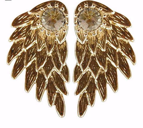 Angel Jacket Studs
