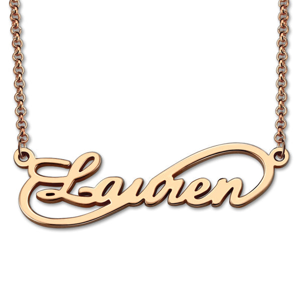 New- Femmi Infinity Necklace