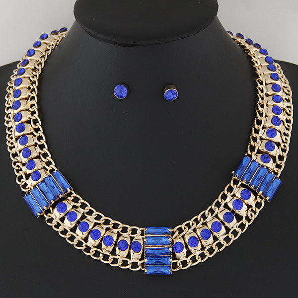M Egyptian Collar Set